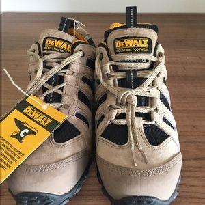 Dewalt Men's Industrial Shoes! NWT!